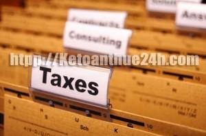 Luật thuế mới